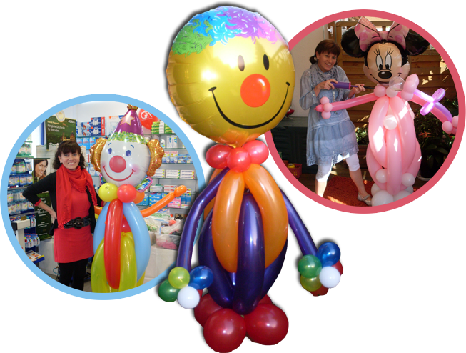 luftballon figuren formen